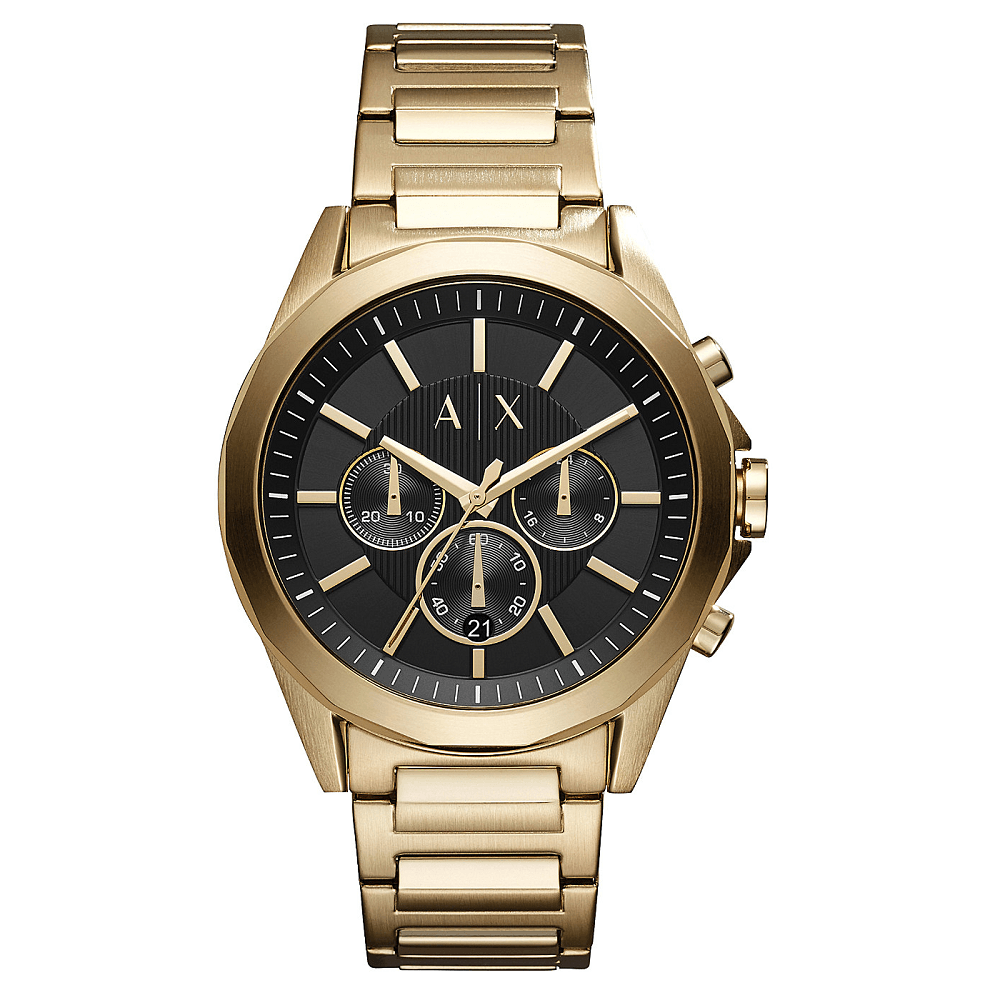 Armani Exchange Men's Drexler Chronograph Watch AX2611 - JB Watches