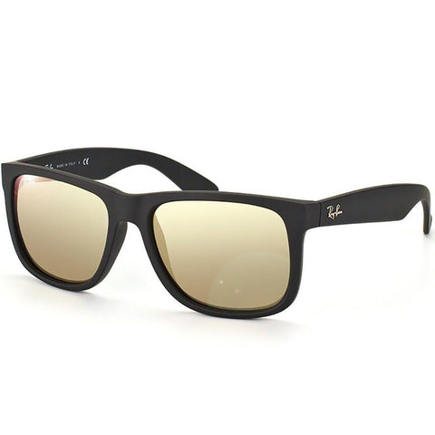 Ray-Ban Justin Colour Mix Sunglasses (RB4165-622/5A-55)