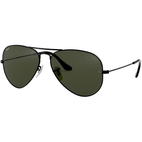 Ray-Ban Unisex Aviator RB3025 L2823 58 Sunglasses - JB Watches