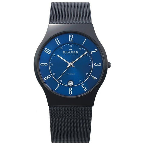 Skagen Men's Grenen Watch T233XLTMN - JB Watches