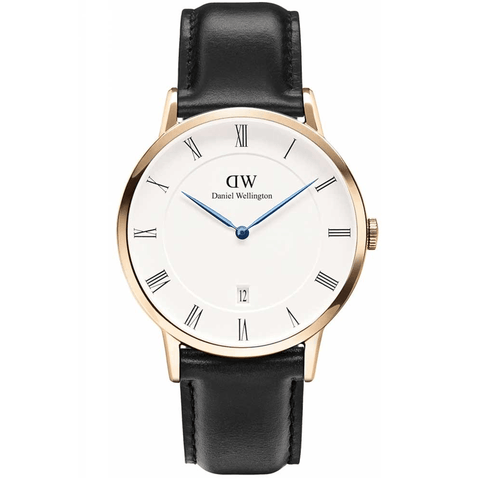 Daniel Wellington Men's Dapper Sheffield 38mm Watch DW00100084 - JB Watches
