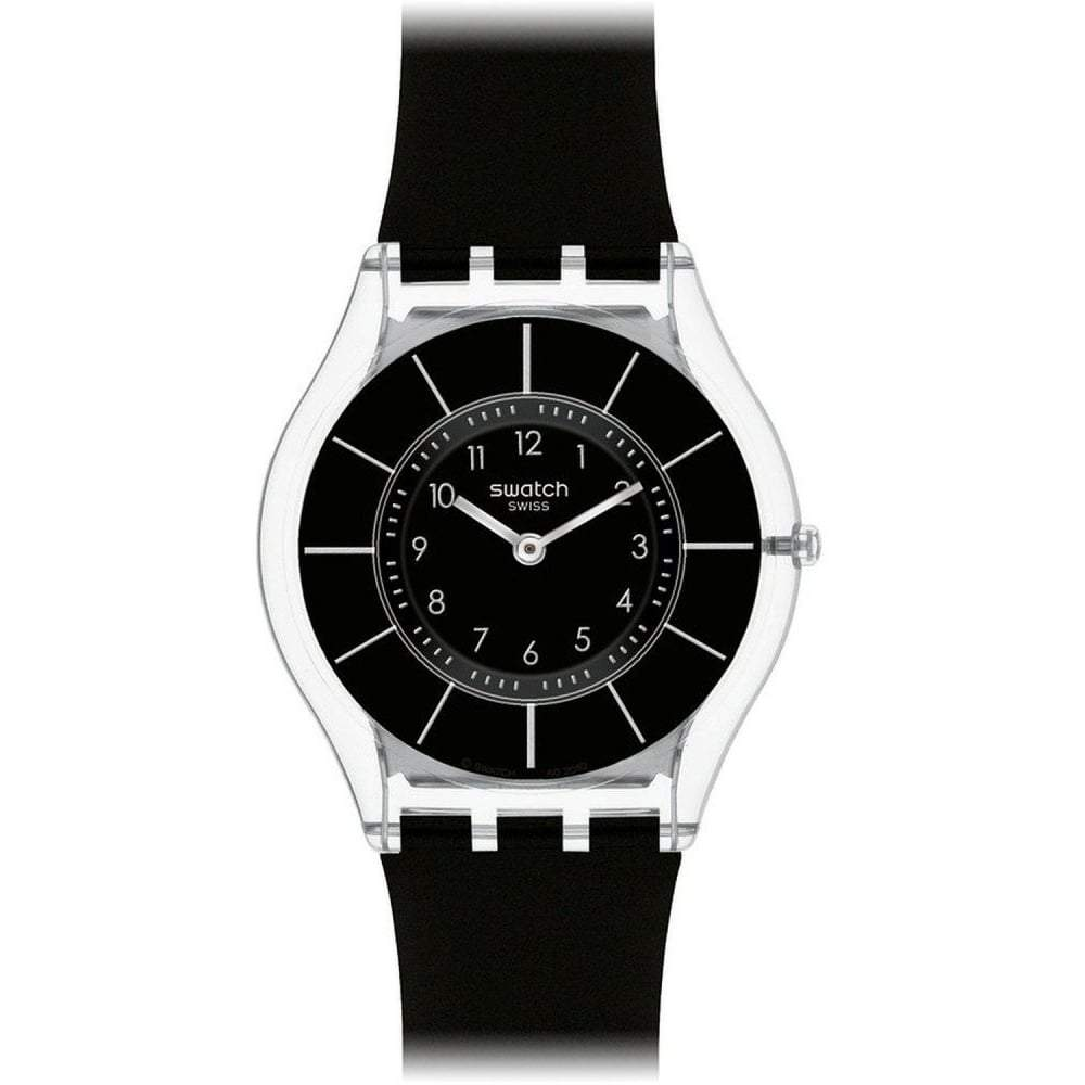 Swatch Unisex Skins Black Classiness Watch SFK361 - JB Watches