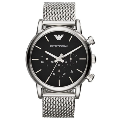 Emporio Armani Men's Chronograph Watch AR1811 - JB Watches