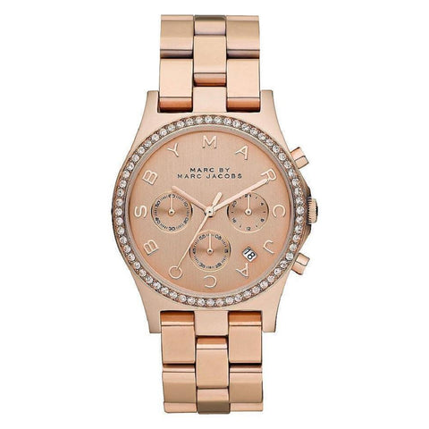 Marc by Marc Jacobs Ladies' Henry Watch MBM3118 - JB Watches
