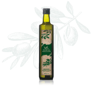 Cold Pressed Organic Extra Virgin Olive Oil 750 ml - ZOEGI