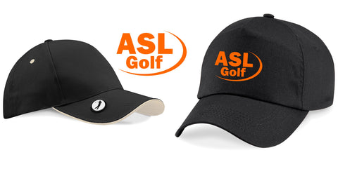 ASL Golf Cap