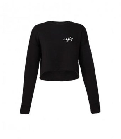 Bella Canvas Cropped Sweatshirt (BL7503)