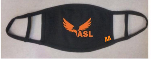 Personalised ASL Facemasks 2 for £10