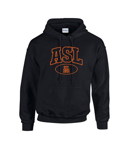 ASL 1951 Hooded Sweatshirt