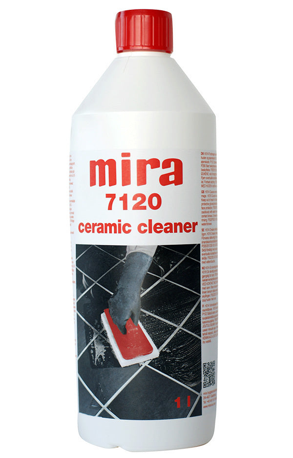 MIRA 7120 Ceramic Cleaner kalkinpoistoon