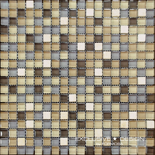 Glass and stone mosaic NR4 300x300x8