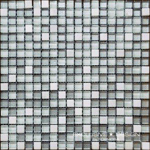 Glass and Stone Mosaic NR8 300x300x8