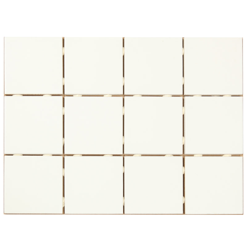 Soft White Mate 10x10
