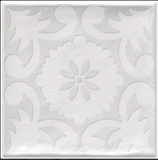 Vives Tamil blanco 13x13