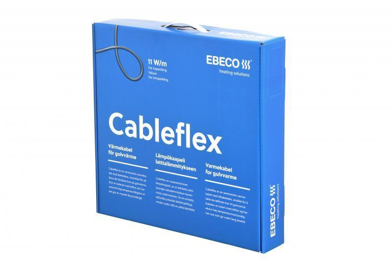 Ebeco Cableflex 400W 37m
