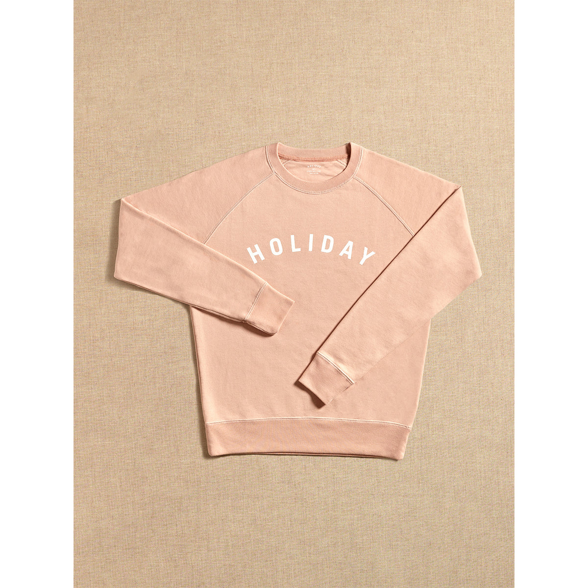 Peach Melba sweatshirt
