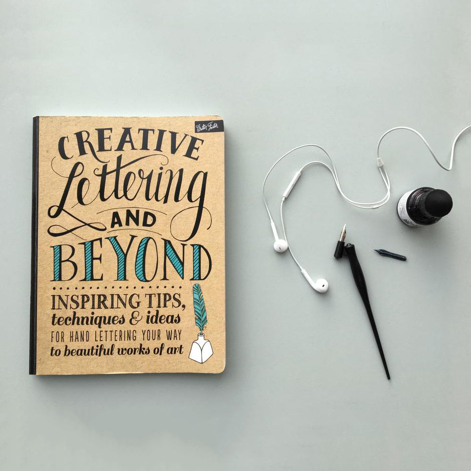 Boekrecensie 'Creative Lettering and beyond'