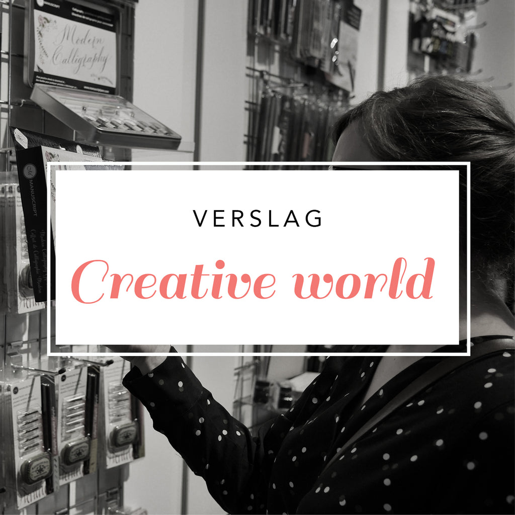 Verslag Creative world