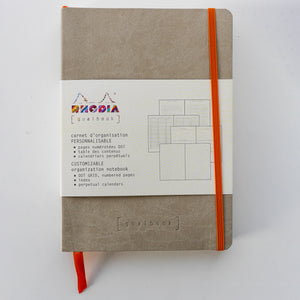 Rhodia Goalbook Bullet Journal - A5 - Beige