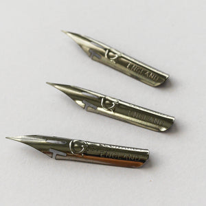 General Leonardt nib (set van 3)