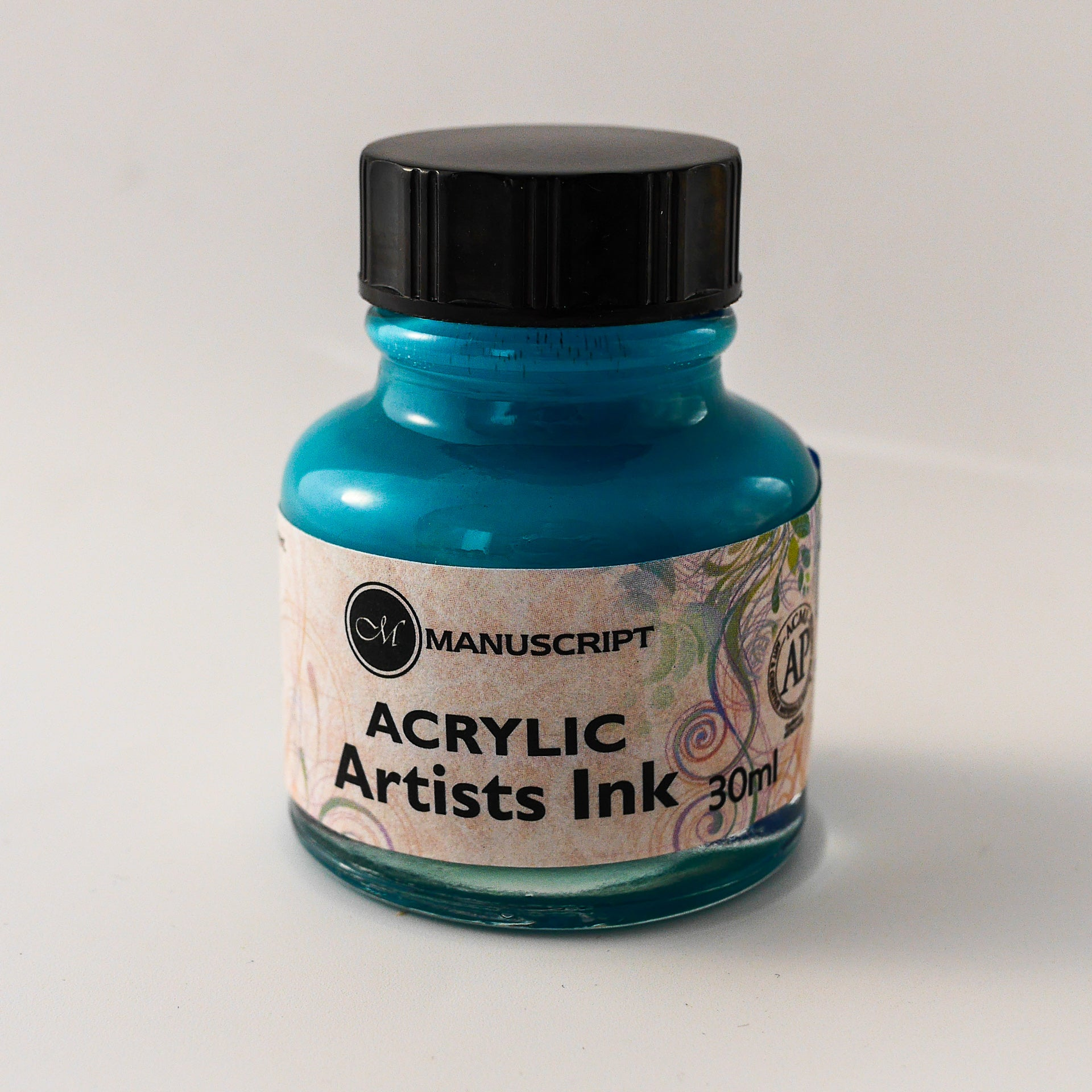 Manuscript acryl inkt (30ml) • turquoise