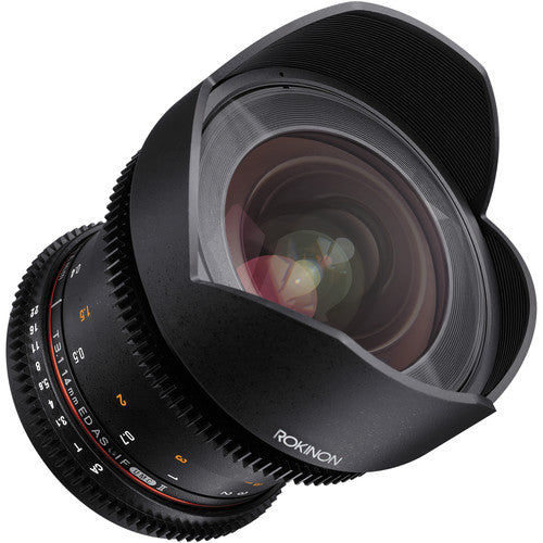 Rokinon DS 14mm T3.1 Cine Lens for Nikon