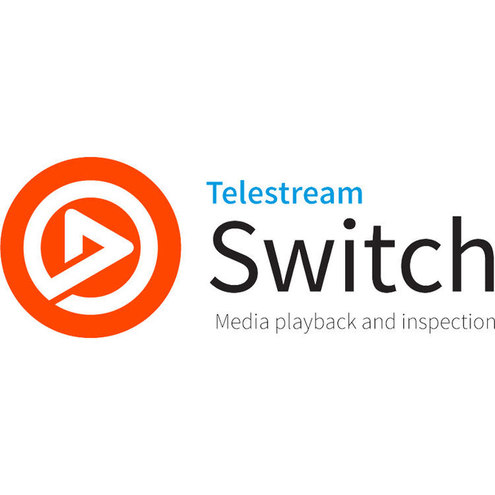 TelestreamSwitch 4 Plus (Upgrade Plus 2,3) Mac