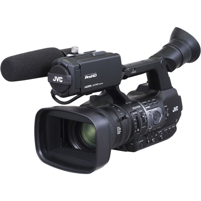 JVC GY-HM660 ProHD Mobile News Streaming Camera