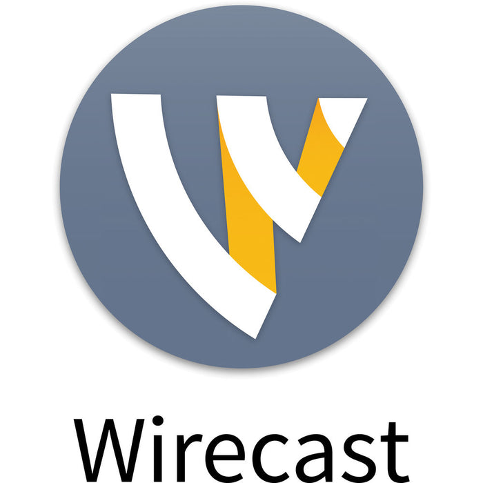 Telestream Wirecast Pro 8 for Windows (Upgrade from Wirecast Studio 4-6)