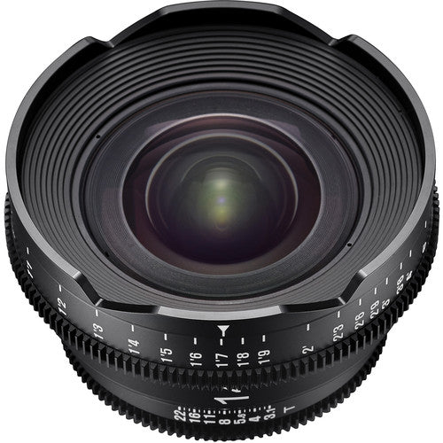 ROKINON XEEN  14mm T3.1 Professional Cine Lens for Canon EF Mount