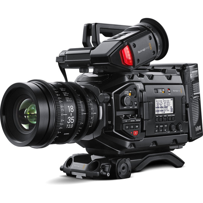 Blackmagic Design URSA Mini Pro 4.6K Digital Cinema Camera