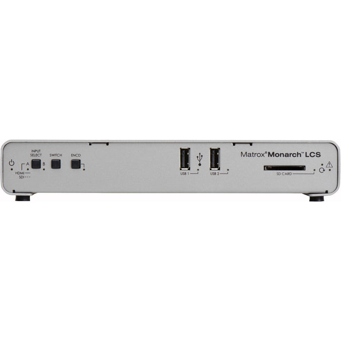 Matrox Monarch LCS Lecture Capture Appliance Academic