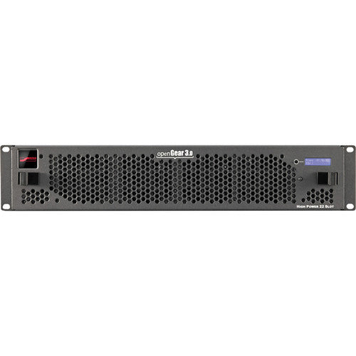 openGear Frame with Cooling, Advanced Networking & SNMP
