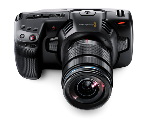 Blackmagic Pocket Cinema Camera 4K