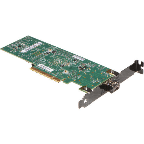 Single Channel 8Gb FC to x8 PCIe 2.0 Host Bus Adapter, Low Profile, LC