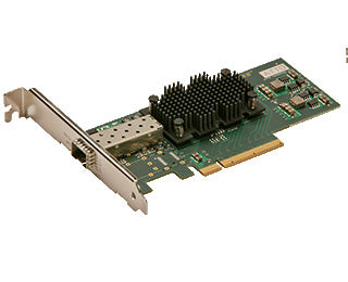 Single Channel 10GbE to x8 PCIe 2.0 Ethernet Adapter, Low Profile, LC