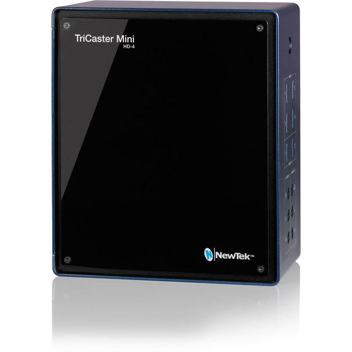 TriCaster Mini HD4 Base with 1x750GB Drive