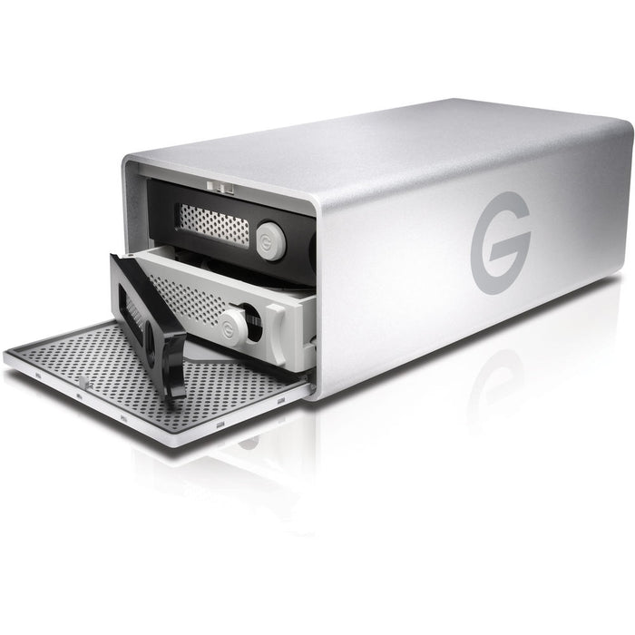 G-Technology G-RAID USB G1 8TB Removable Dual-Drive Storage System (2 x 4TB)