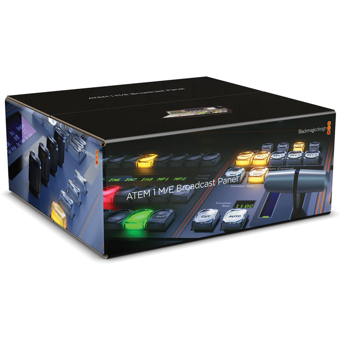 Blackmagic Design ATEM 1 M/E Broadcast Switcher