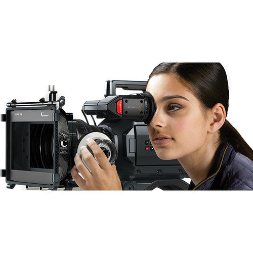 Blackmagic Design URSA Mini 4K Digital Cinema Camera (PL-Mount)