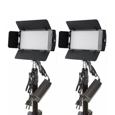 Bescor Dual Photon Studio Lighting Kit