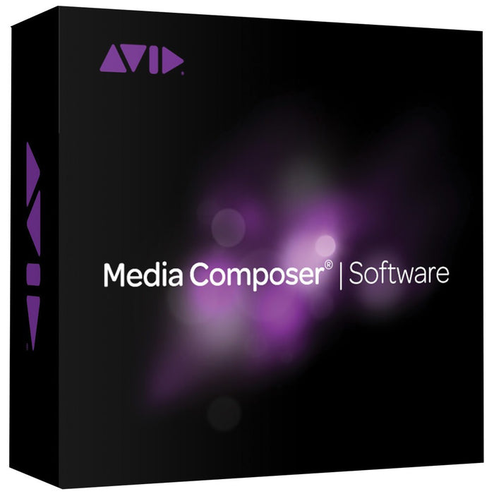 Avid Media Composer Perpetual License
