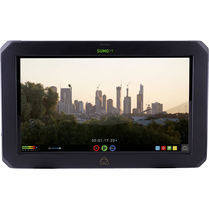 "Atomos Sumo 19"" HDR/High Brightness Monitor Recorder 4K"