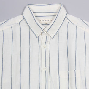 Buttom Down Short Sleeved Shirt - Far Afield