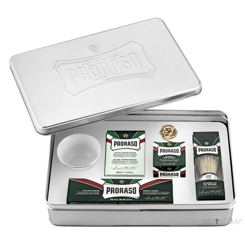 Luxury shaving set - Proraso