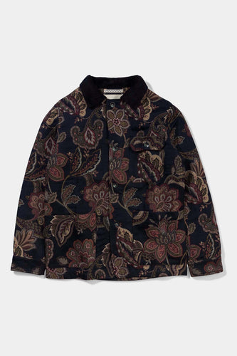 Orchid Jacquard Workmen Jacket - Native North