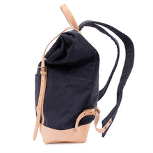 Back Pack Canvas/Leather - Sneaky Steve