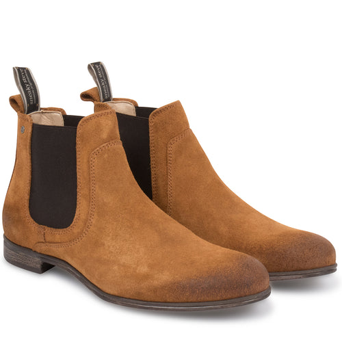 Boots, Cumberland Suede - Sneaky Steve