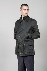 Curtis Wax Jacket - Brixtol