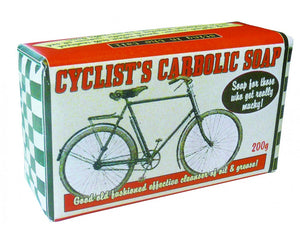 Cyclists Carbolic soap